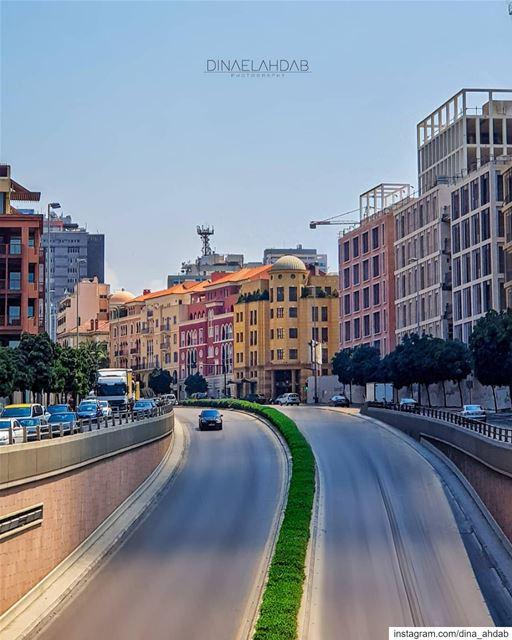 La vraie propreté est la propreté des coins._______________________... (Beirut, Lebanon)