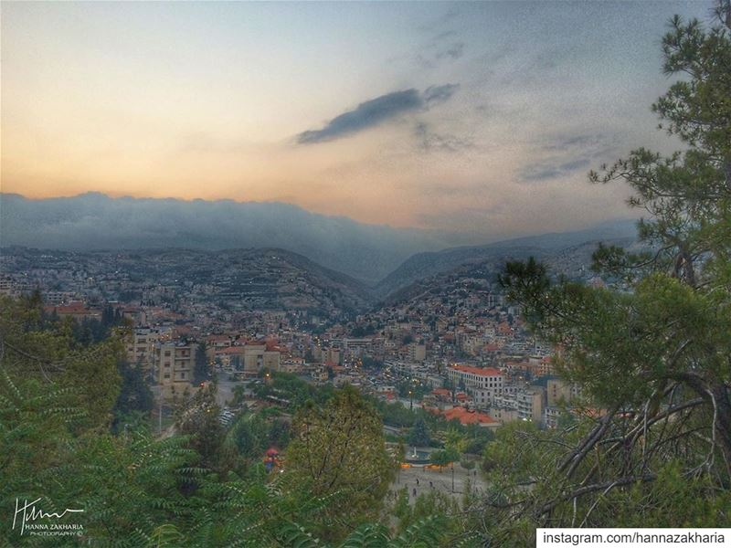landscape  photooftheday  photograph  photographylovers  nature ... (Zahlé, Lebanon)