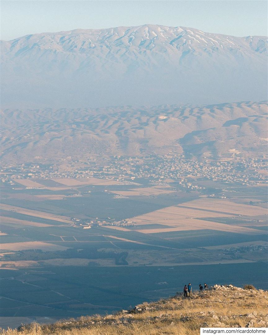 All that I can remember is that the view was spectacular. While standing... (Aïn Zhalta, Mont-Liban, Lebanon)