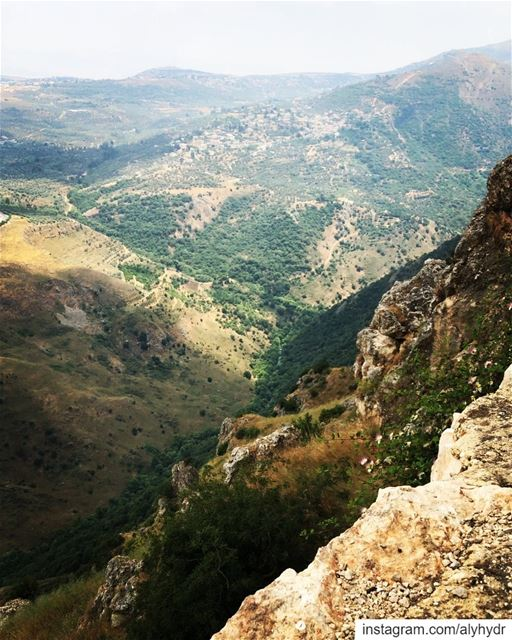 Do you have a view like this? lebanon nabatieh vacation mountain ... (Beaufort Castle, Lebanon)