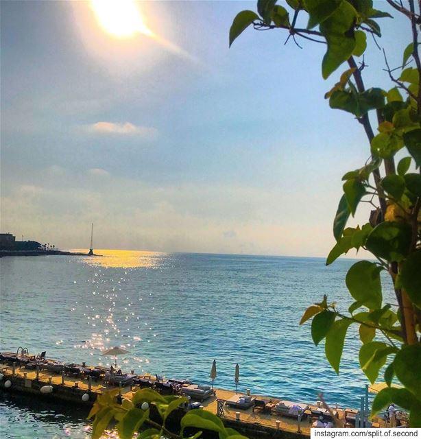 Summertime 😍... lebanon livelivebeirut livelivelebanon ... (Beirut, Lebanon)
