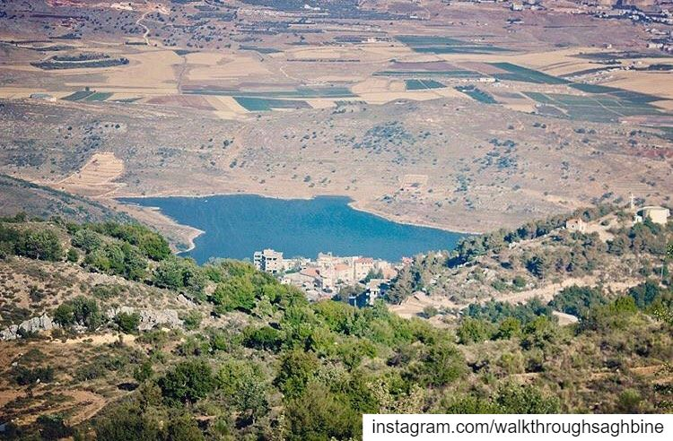 repost @haddadjohn19・・・Saghbine - Qaraoun hiking hikers ... (Saghbîne, Béqaa, Lebanon)