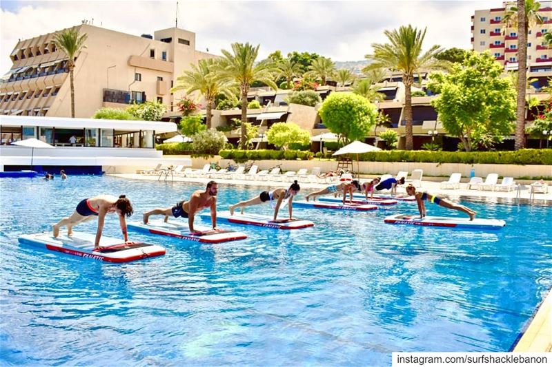FITMATS ARE BACK! Starting first week of July.Schedule will be up next... (Halate Sur Mer)
