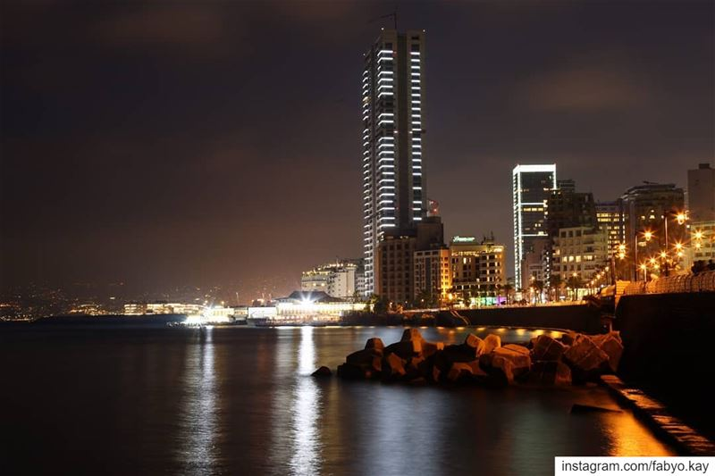 ________________________________ lebanon beirut nightlights travelgram... (Beirut, Lebanon)