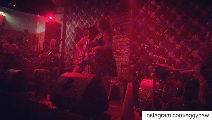 About Last night's jam !So much gratitude to @havenforartists for their... (The Back Door)