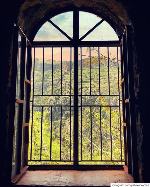 A smile is the light in your window that tells others that there is a... (Mar Lichaa Monastery)
