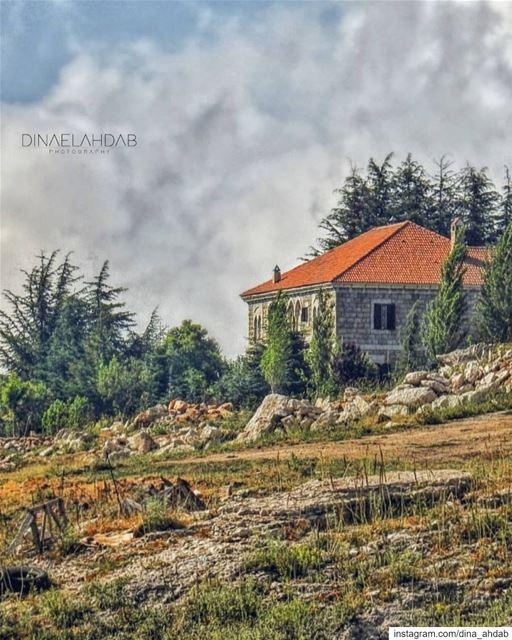 🏡________________________ lebanon lebanon_hdr sunlight buildings ... (El Laklouk, Mont-Liban, Lebanon)