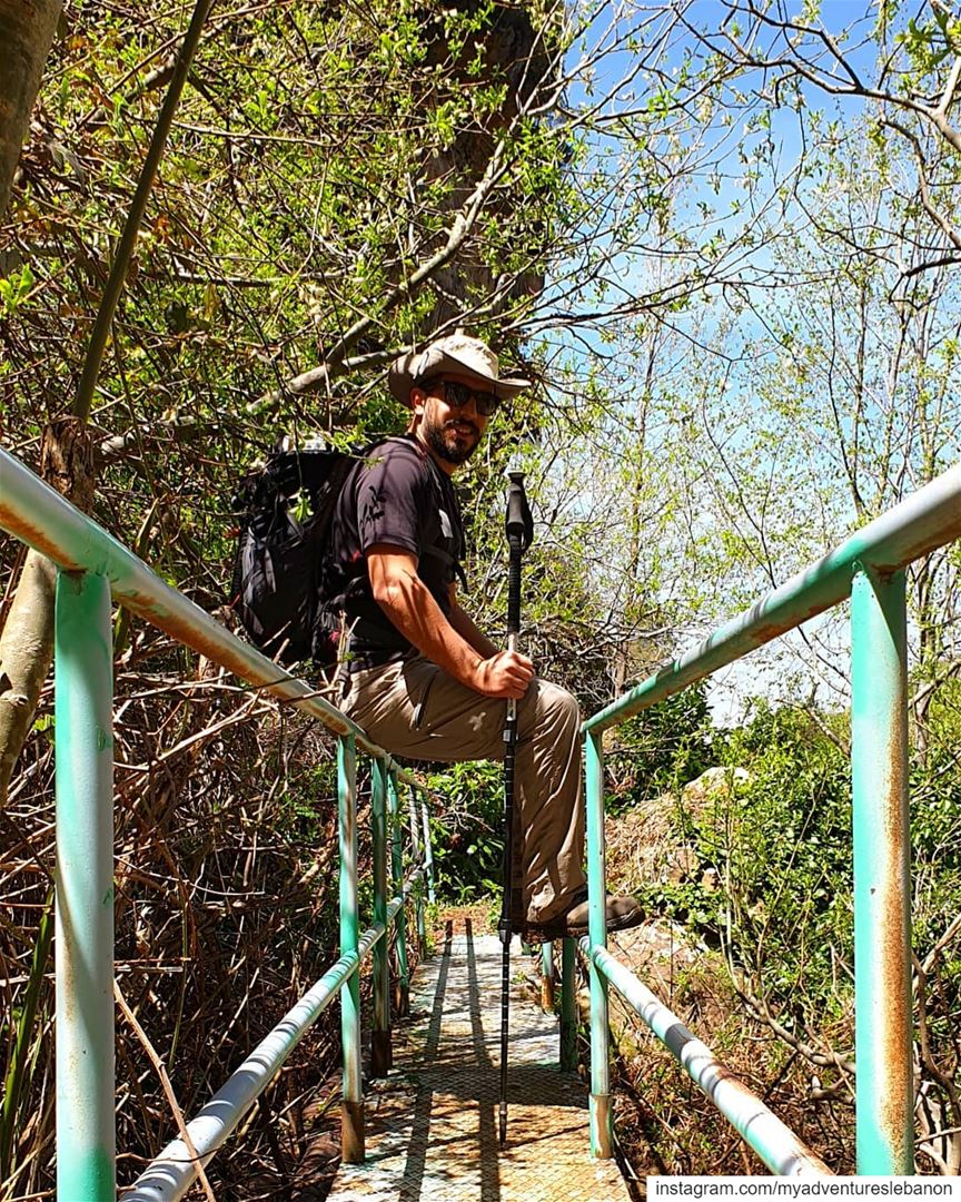 Take a break from the world 🏞🧭 myadventureslebanon mountaineering ... (Lebanon)
