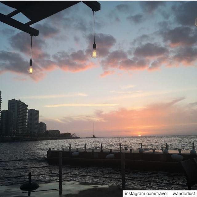 How I love you.--- TakeMeTo Lebanon Beirut AinelMreisseh manara ... (Beirut, Lebanon)