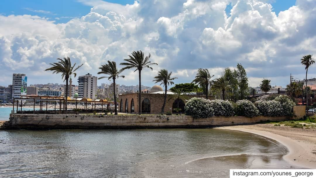 The Saida Rest HouseSee more of my pictures at https://georgesyounes.smug (Saïda, Al Janub, Lebanon)