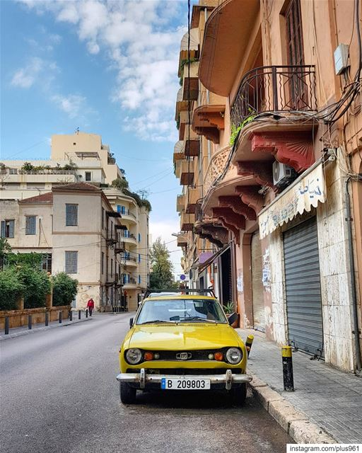 Hello Sunshine 💛 ... (Beirut, Lebanon)