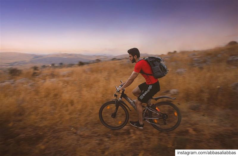 Off-road cycling in the morning, or any other sports in general, are a... (Aïtaroun, Al Janub, Lebanon)
