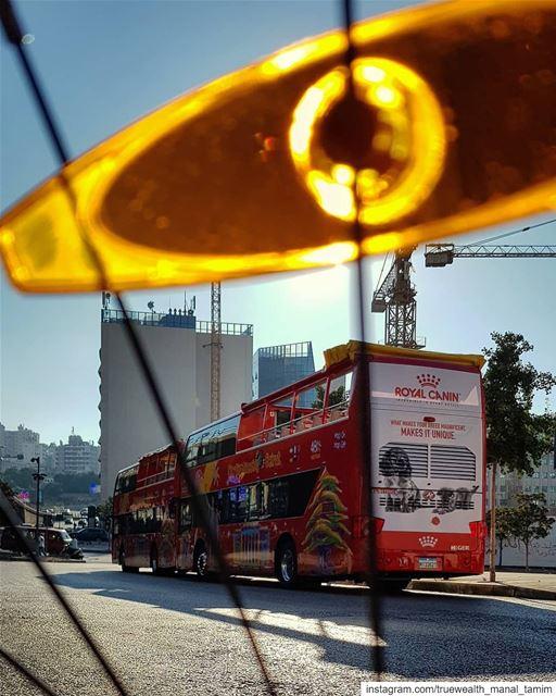 I saw el-Bõsta today..📍habibi ○○` .. mybeirut .............. (Beirut, Lebanon)