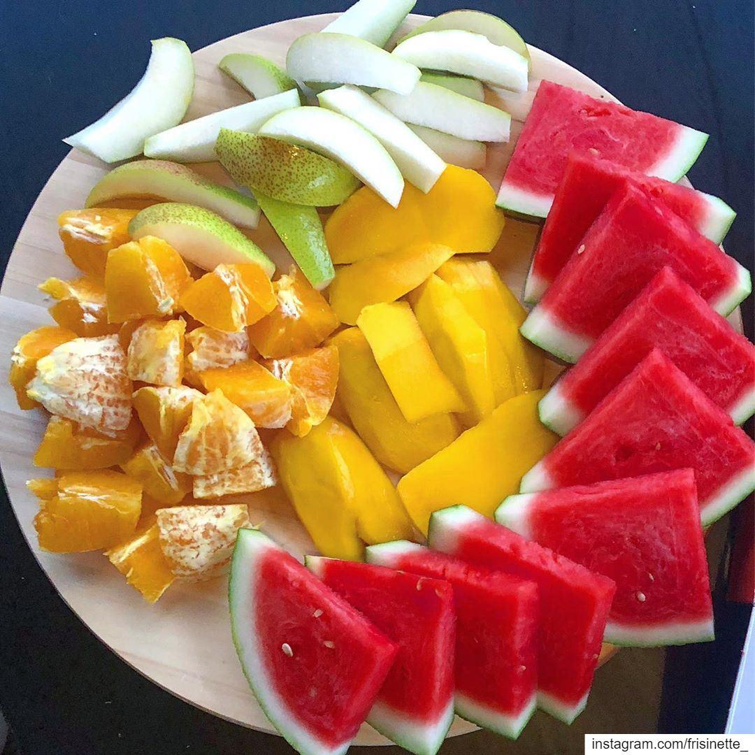 Summer Vibes 🥰... orange mango babycarrot healthyfood health ... (Laval, Quebec)