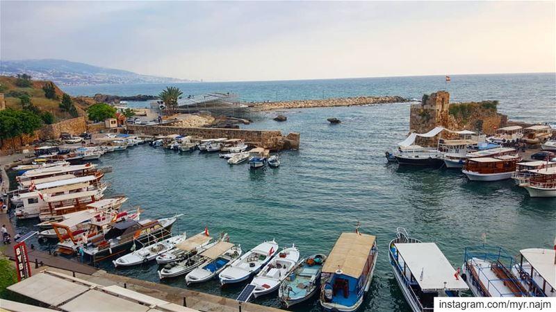 When the mediterranean calls 💙 ........ Lebanon byblos jbeil ... (Byblos - جبیل)