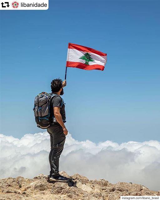 repost @libanidade・・・🇱🇧 Você ama o Líbano e tem orgulho das suas raÍze (Qurnat as Sawdā')