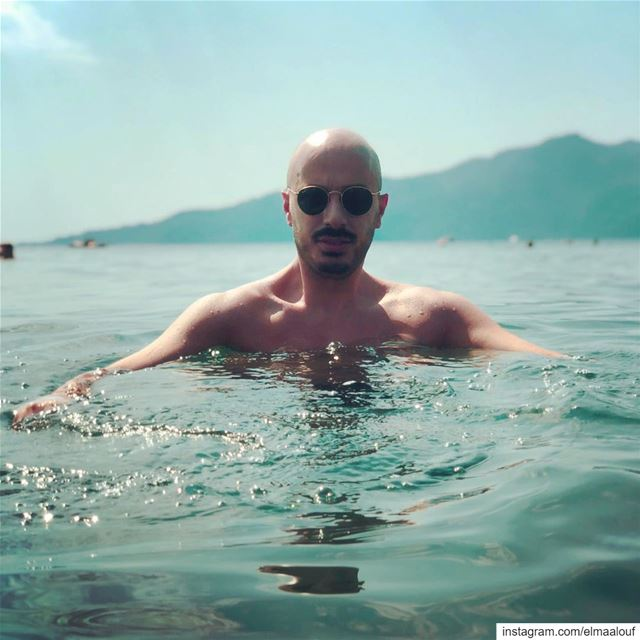 ‎- Deep Blue -..... liveloveturkey  beach  marmaris  positivevibes ... (Marmaris)