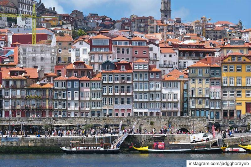 ~ Porto ~... travelling travelgram travel instacolor colorgram ... (Porto, Portugal)
