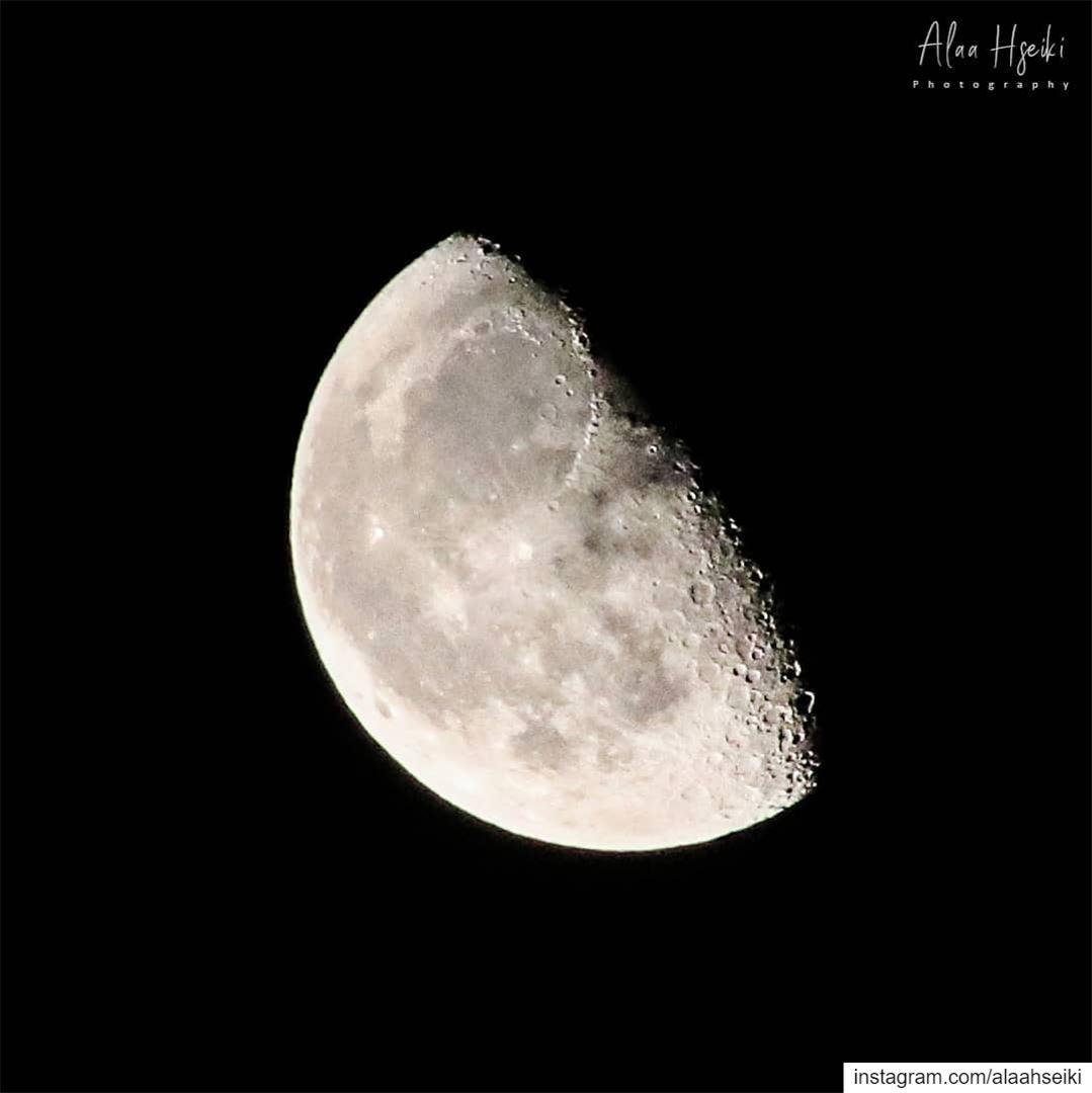 Moonlight 🌝.. @aligatie. Hseiki Lebanon beirut nature ... (Baïssoûr, Mont-Liban, Lebanon)