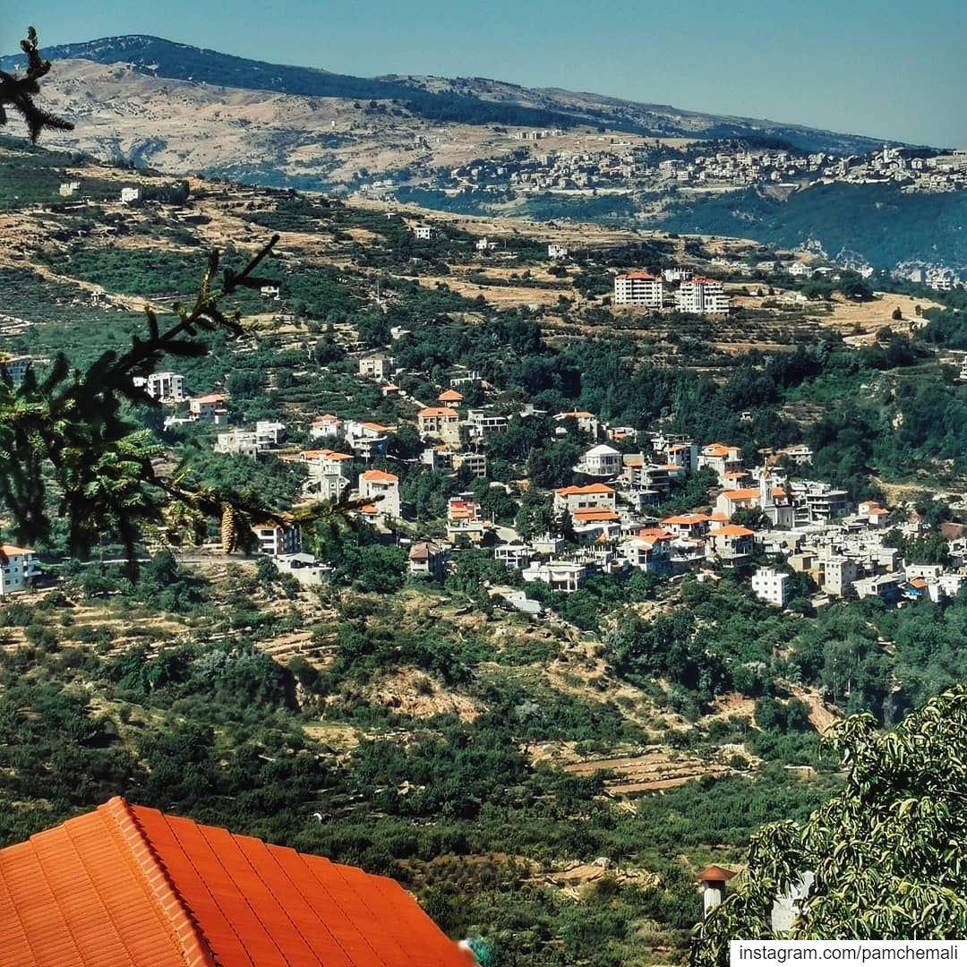 northlebanon views 🏘️ liveloveehden livelovezgharta........ (Ehden, Lebanon)