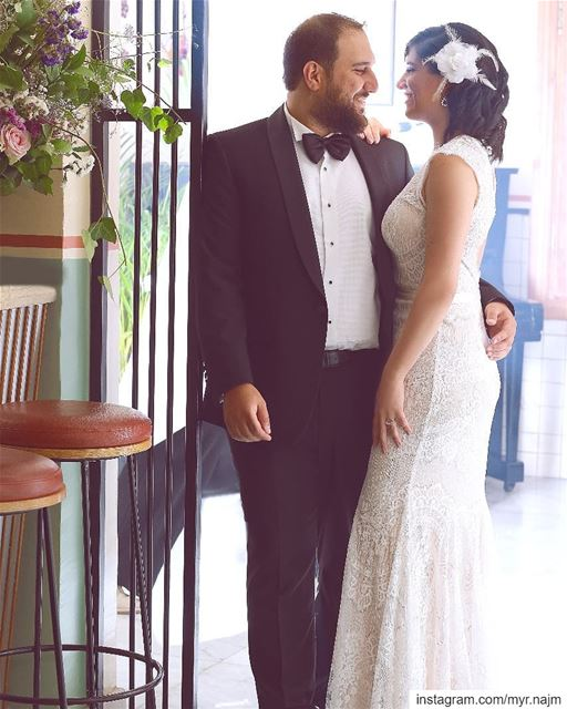 Good morning & happy wedding spamming 😁😁❤❤❤ sorry guys I'm still too... (Salon Beyrouth)