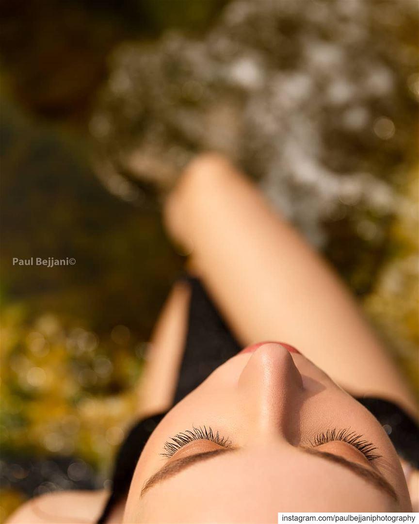 naturalbeauty beautyshot eyelashes naturalskin pores detailshot ...