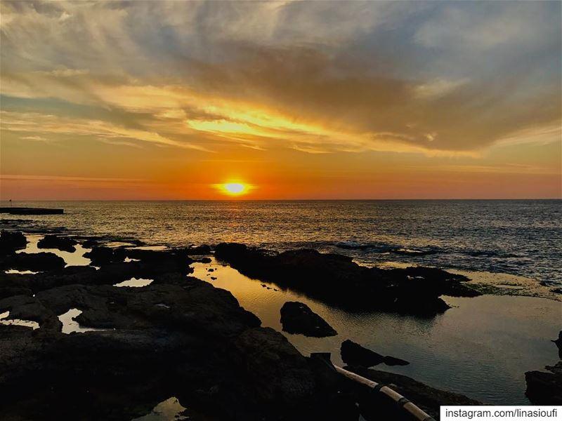 visitlebanon livelovebeirut phoenix_hdr sunset ... (Beirut, Lebanon)