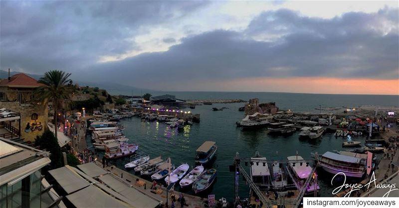 Sunset in Byblos🇱🇧🇱🇧🇱🇧🇱🇧🇱🇧🇱🇧🇱🇧 lebanon byblos jbeil ... (Byblos, Lebanon)
