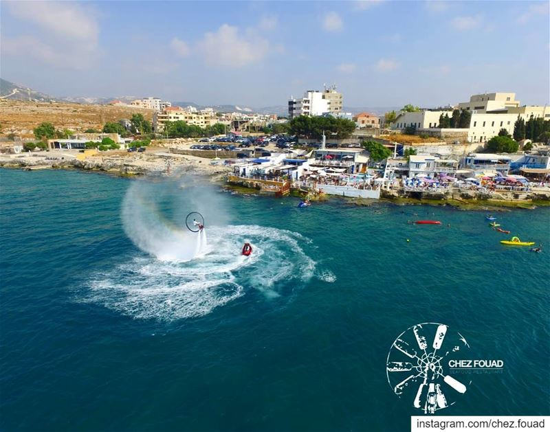 Join us tomorrow Sunday 7th of July for an amazing water show! With the ... (Chez Fouad)