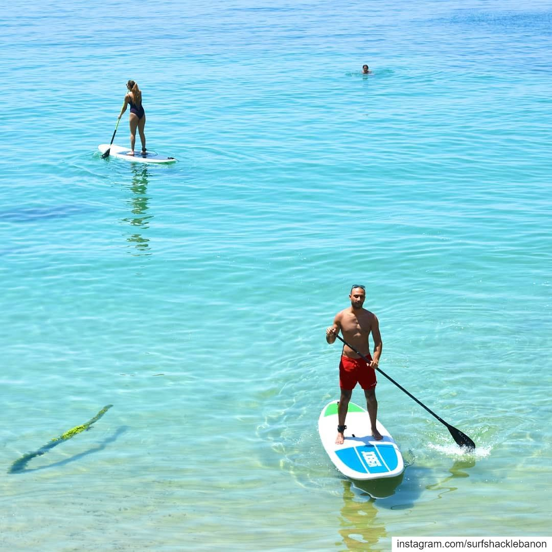 TGIF Let the countdown to beach time begin! 🕒 🌺🦀🐠..... sup ... (Surf Shack Lebanon)