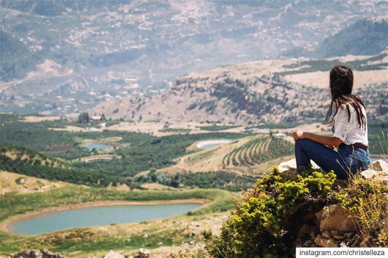 🍃🍃📸: @xfredurandx (Akoura, Mont-Liban, Lebanon)