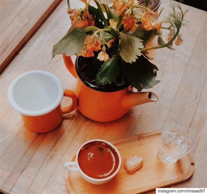 🧡••••••• beirut lebanon coffeeoftheday coffeeaddict ... (Beirut, Lebanon)