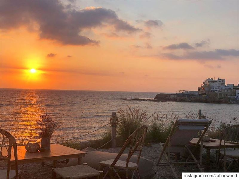 love Sunset lebanon cantgetenough batroun livelovebatroun ... (Bolero Batroun)