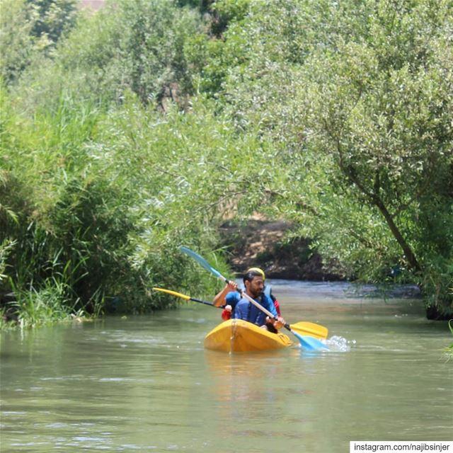 kayaking kayakingadventures livelovehikinglebanon livelovelebanon❤️ ...