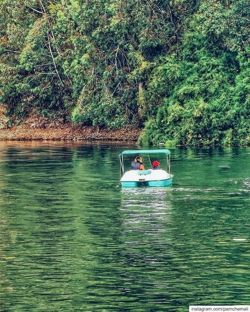 Rides 🌳 northlebanon livelovezgharta..... livelovenorthlebanon.... (Lac De Bnachii)