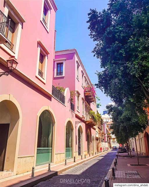 💜___________________________ lebanon lebanon_hdr sunlight buildings ... (Beirut, Lebanon)