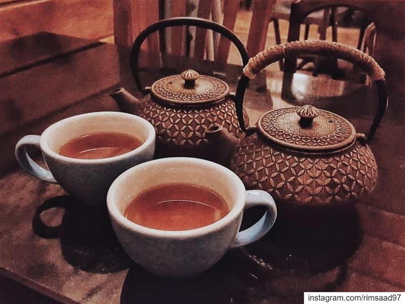 Tea time🥨••••••• lebanon beirut places placestovisit ... (Beirut, Lebanon)