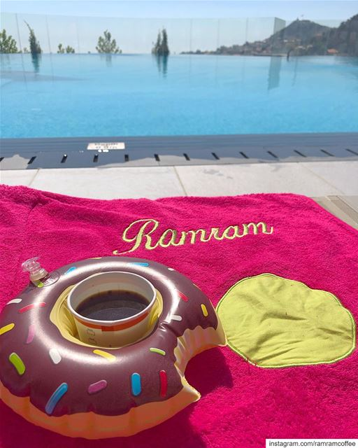 afternoon serinty 💓☕️.... ... funday😎 ramramcoffee ... (MIST Hotel & Spa)