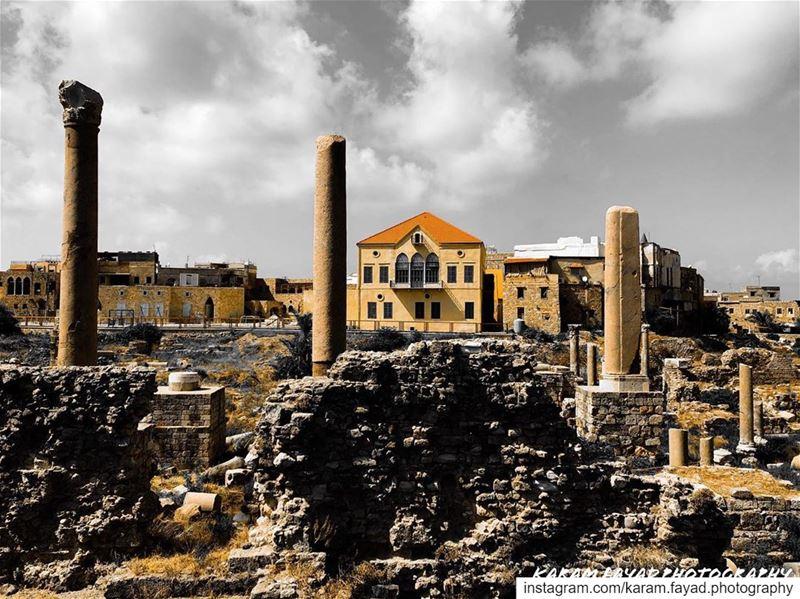 tyre lebanon 🇱🇧 oldcity photography travelphotography fotografia ... (Tyre, Lebanon)