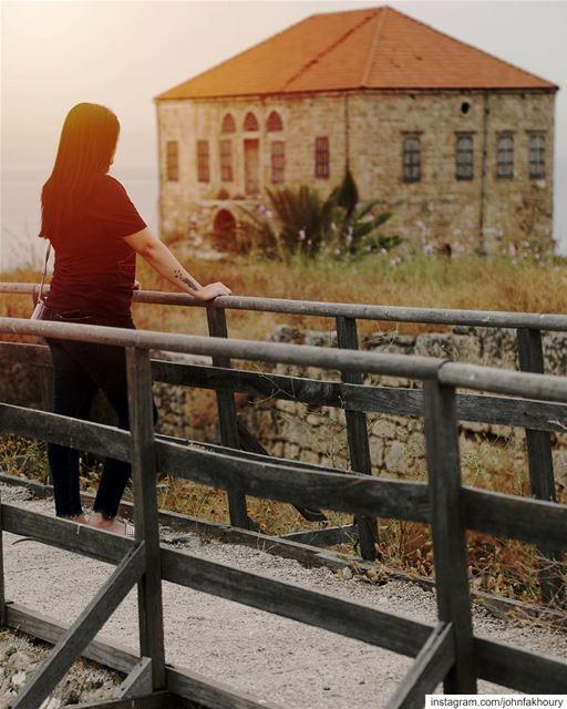 Blurry... (Byblos, Lebanon)