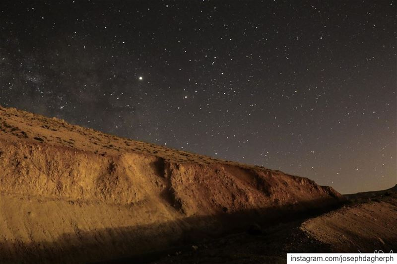 Take me backChasing the milkyway with Someone very Special... (The Cedars of Lebanon)
