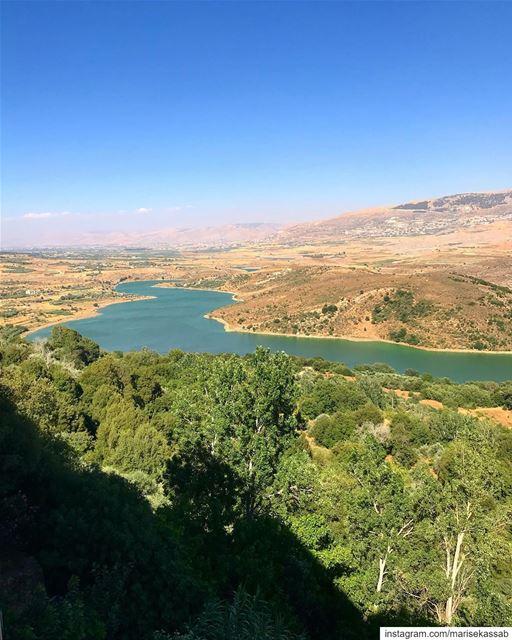 Le liban est joli aussi 😍 super_lebanon insta_lebanon livelovelebanon ... (West Bekaa)