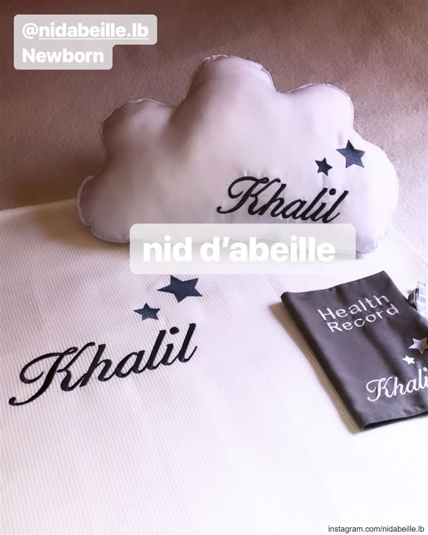 Reach for the stars 🌟 newborn set! Write it on fabric by nid d'abeille ...