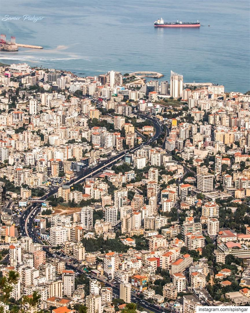 Always view the big picture.......... Lebanon Lebanese ... (Harîssa, Mont-Liban, Lebanon)
