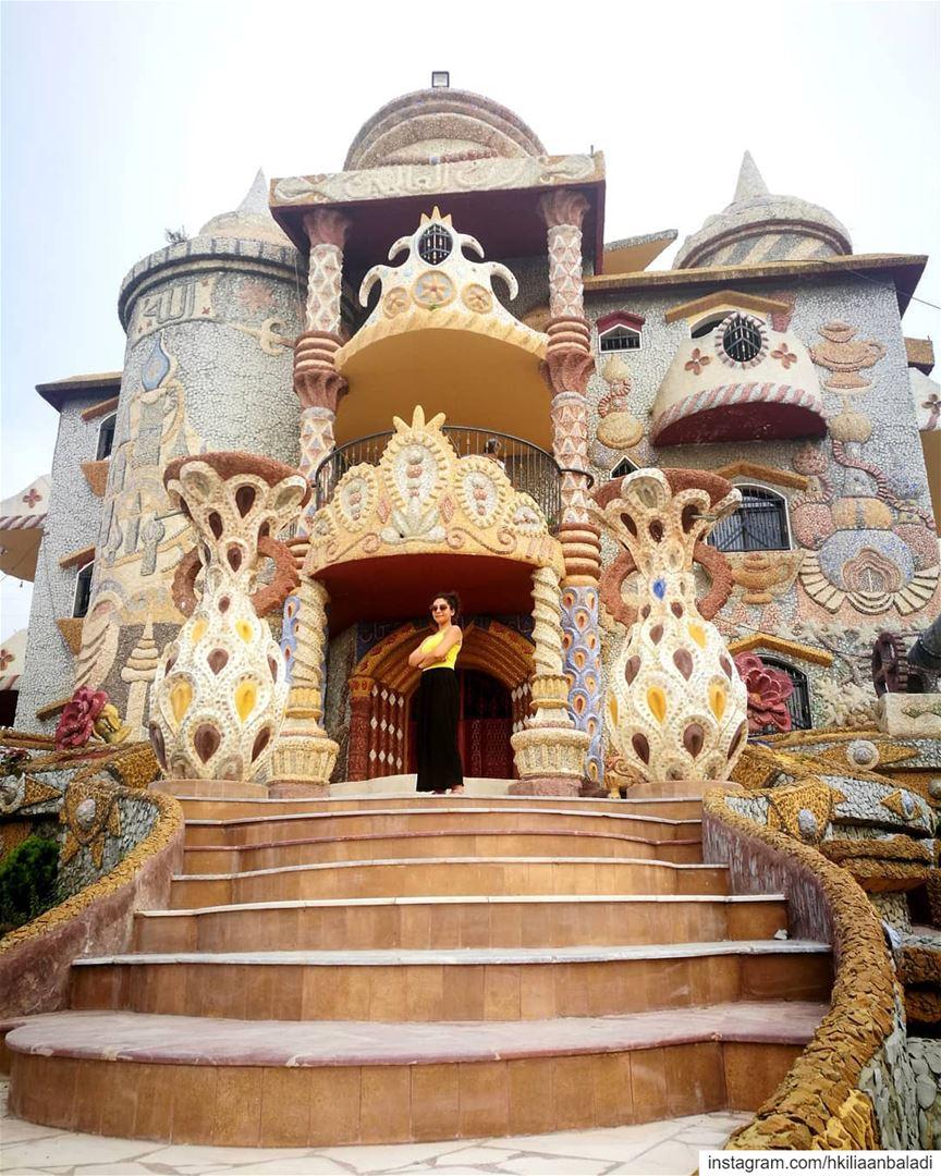 Pursue your dreams until you reach the Dream Castle ☺️☺️......