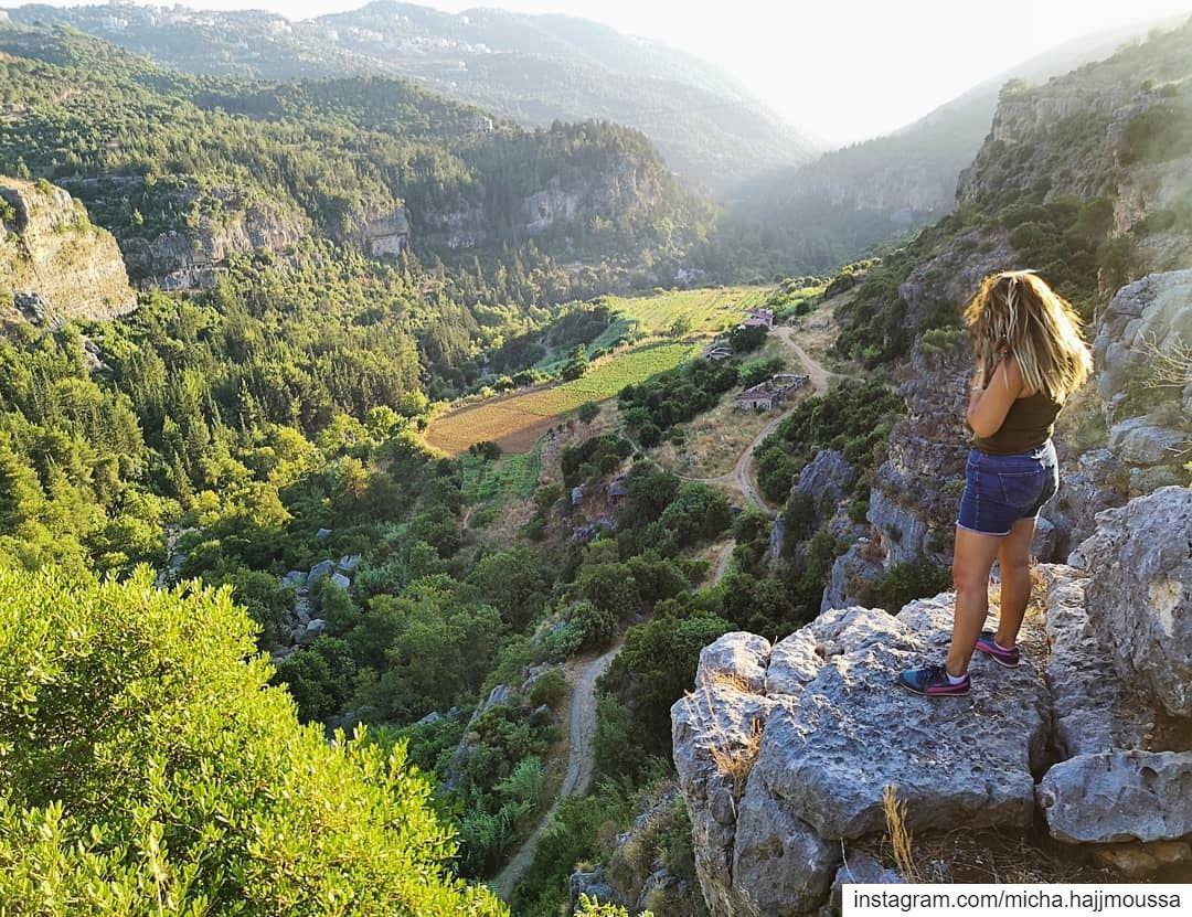 لبنان.. كيف ما كنت بحبك ❤️..... kfarmatta livelovebeirut ... (Lebanon)