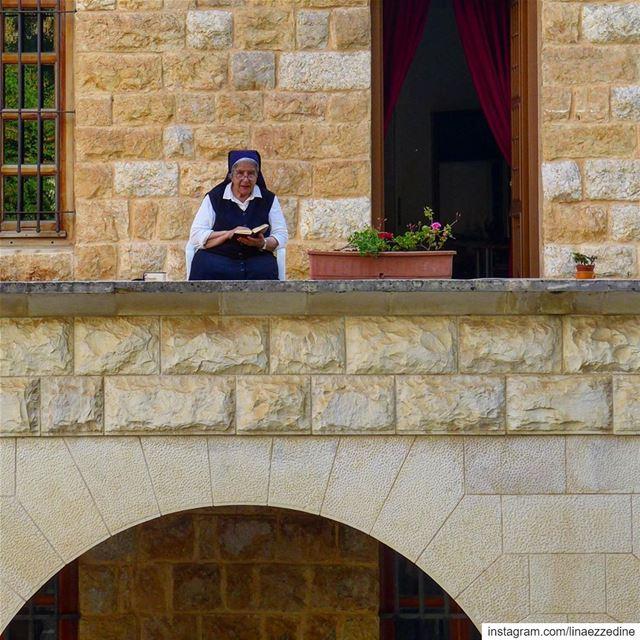 Kamashitneh 3am saweira 🤩🤩🤩🤩 soeur Clémence ❤️... @lebanonlivinglega (Hammana)