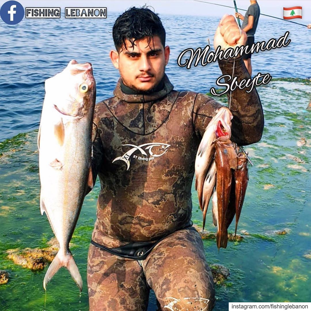 @mohammadsbeyte & @fishinglebanon - @instagramfishing @xtlebanon @whatsuple (Beirut, Lebanon)