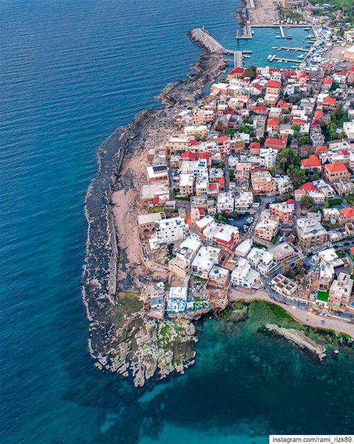 Hello Batroun 😍... Batroun lebanon dji drones quadcopter aerial ... (Batroûn)
