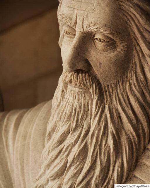 Saint Elias - مار الياس nayef_alwan ___ nayef_alwan ___ sculptor ...